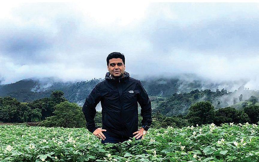 Farmer to Home, la empresa tica que lleva el campo a la ciudad