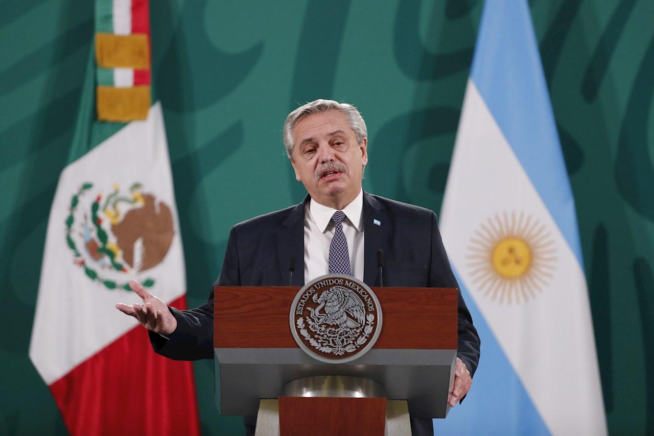 Argentina y México sellan su liderazgo regional con la vacuna anticovid