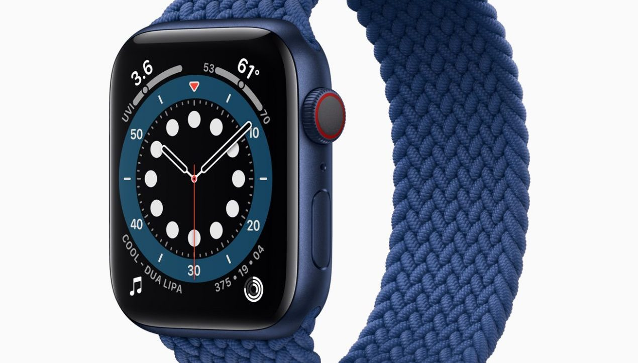 El Apple Watch es capaz de detectar Covid-19