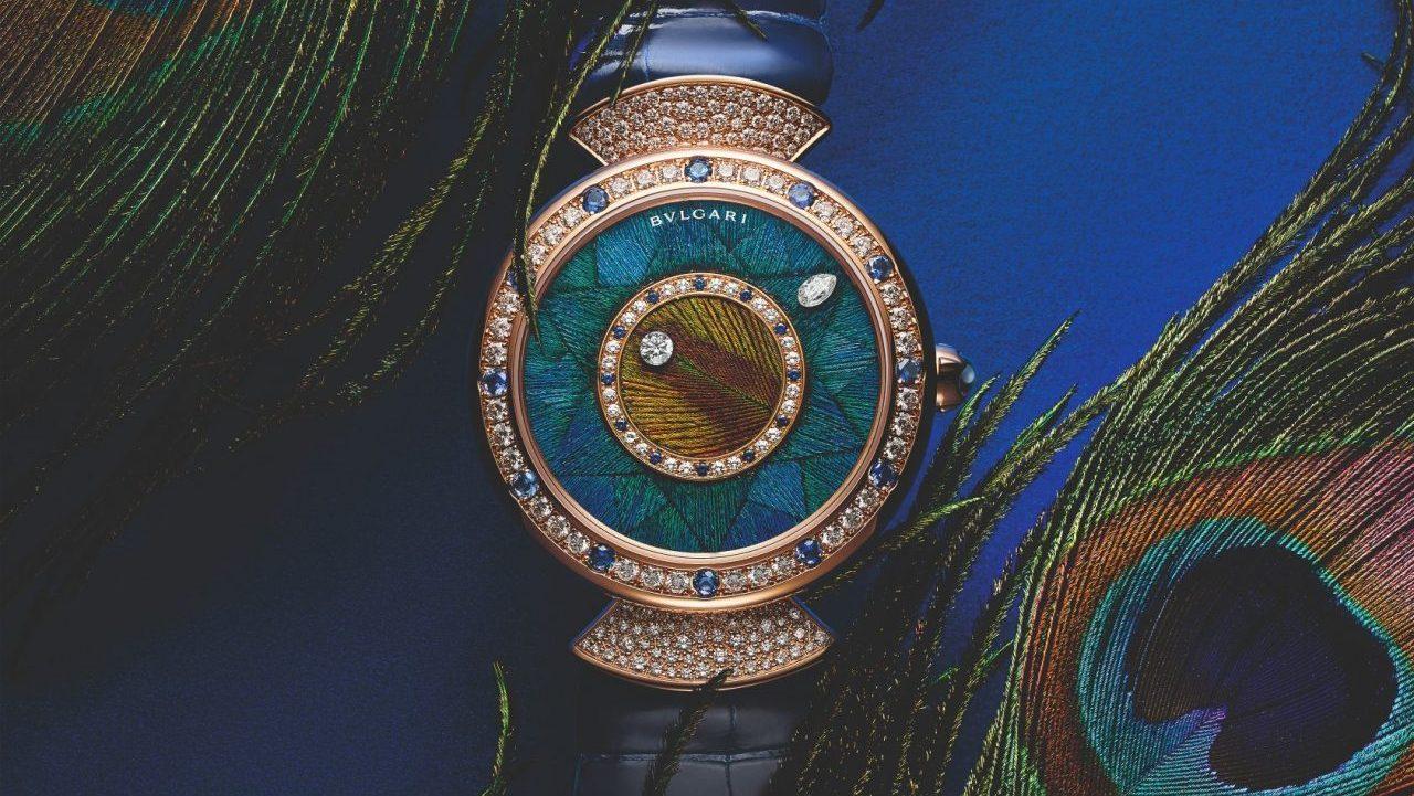 Bvlgari presenta colección de alta relojería con maestría artesanal
