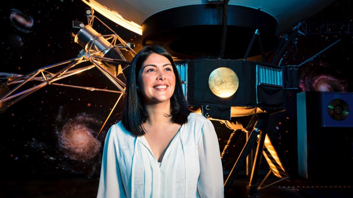 La historia de la colombiana que con su talento lleva la NASA a Marte