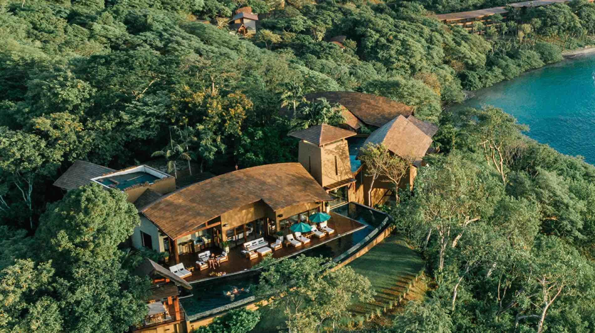 Hotel de Costa Rica alcanza cinco estrellas en el Forbes Travel Guide 2021