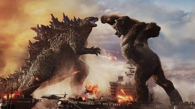 Godzilla Kong Netflix