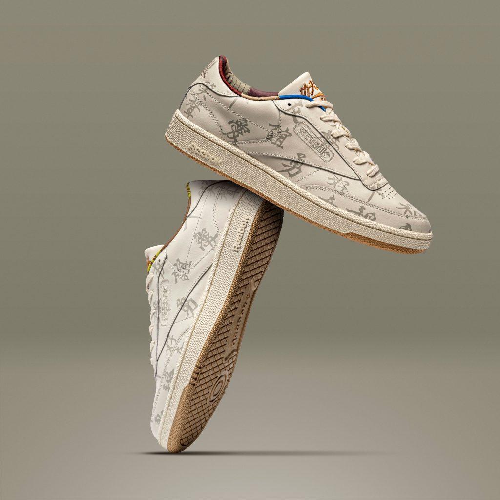 Reebok Kung Fu Panda sneakers