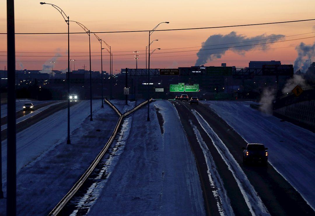 Fotogalería: Las fuertes nevadas y el cambio climático