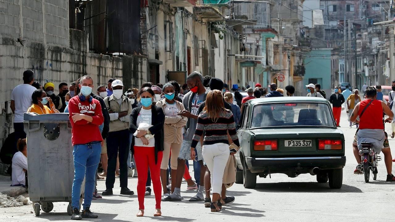 Cuba supera los 50,000 contagios de COVID-19 al cierre de febrero
