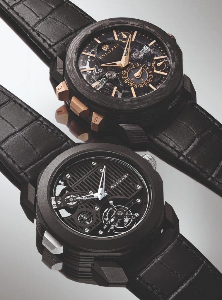 Alta relojería Bvlgari