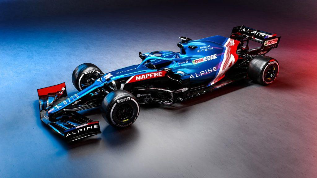 Fórmula 1 Alpine