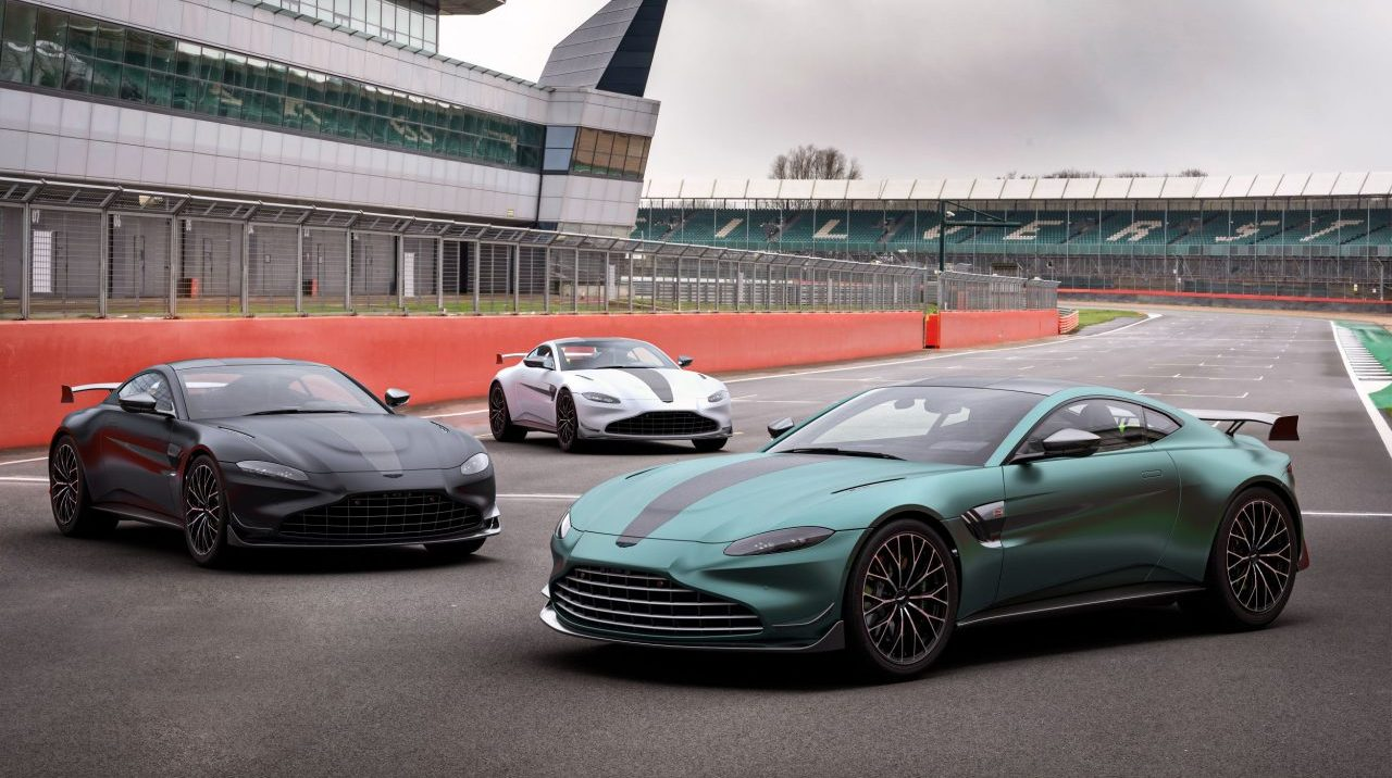 Aston Martin Vantage F1 Edition: De la pista a las calles