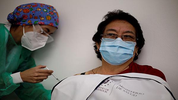 El Salvador: Habilitarán Mega Centro de Vacunación a partir del 12 de abril