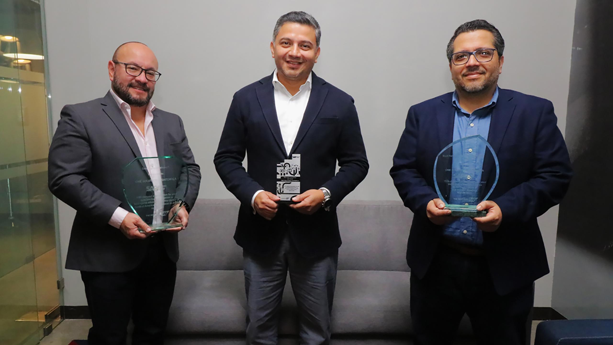 SAP reconoce el liderazgo de One Solutions en la región