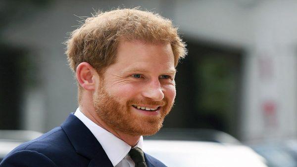 El príncipe Enrique trabajará en una start-up de salud mental