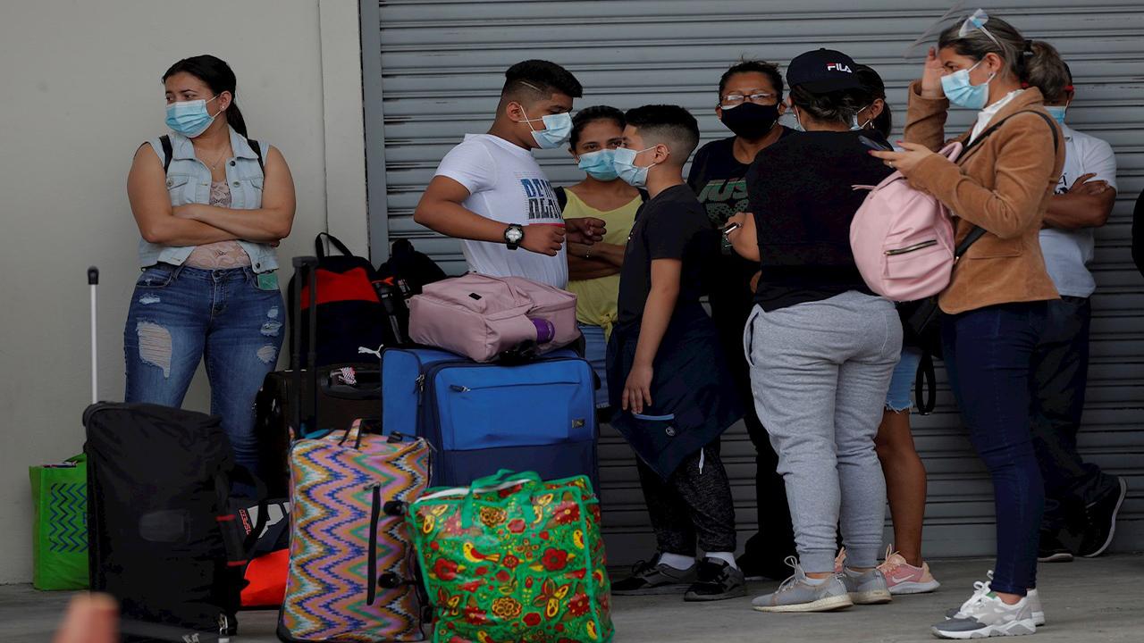 Nicaragua regresa a 528 migrantes indocumentados hacia Costa Rica