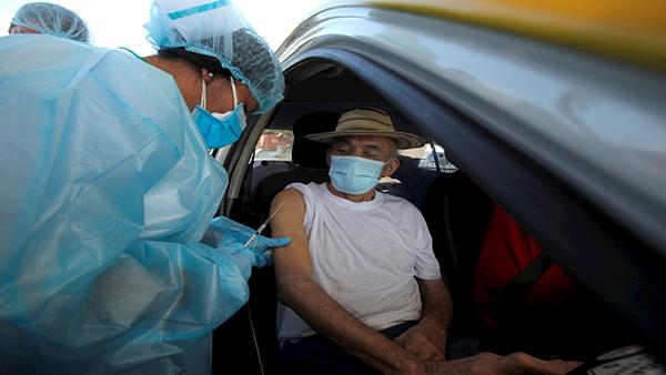Panamá alcanza los 385,353 casos de COVID-19 y 6,419 defunciones