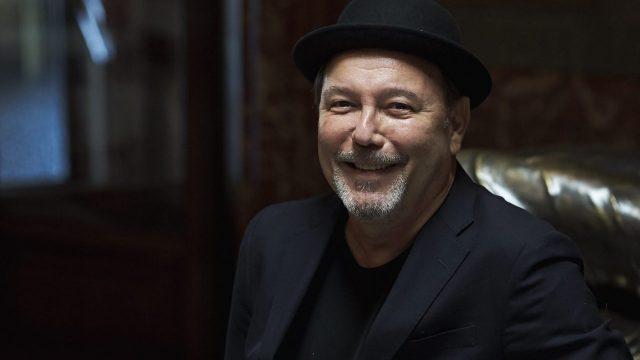 Rubén Blades cantautor