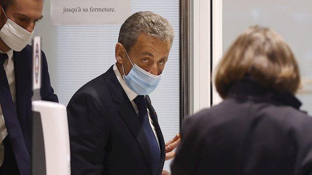 Nicolas Sarkozy, expresidente de Francia. Foto: EFE.