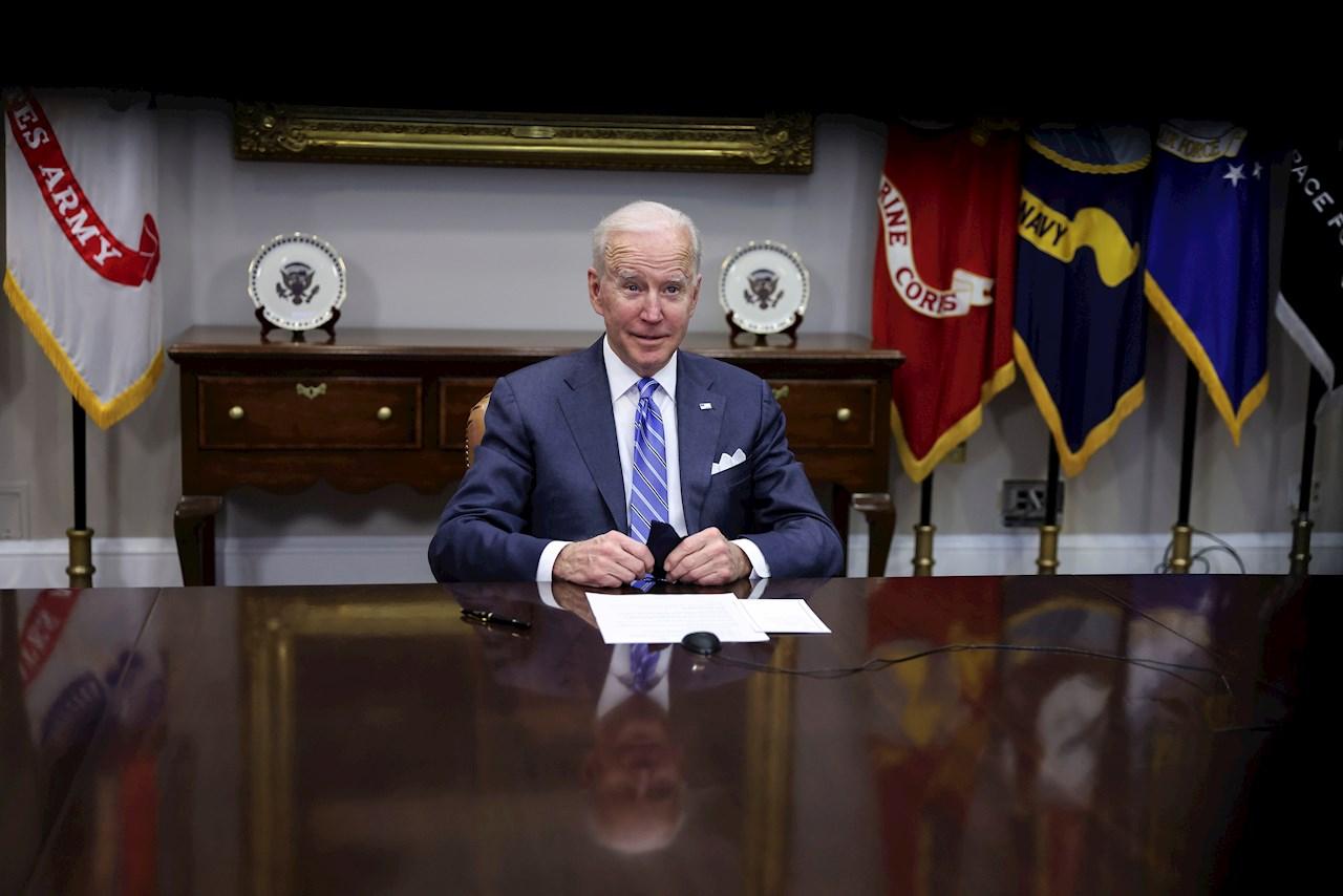 El Senado de EU inicia el debate sobre el plan de estímulo de Biden