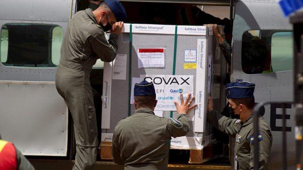 Costa Rica recibirá el miércoles el primer lote de vacunas de Covax