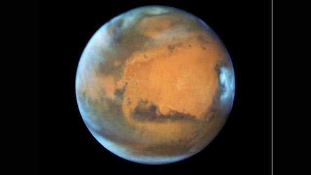 Marte reunía hace 3,500 millones de años condiciones para albergar vida