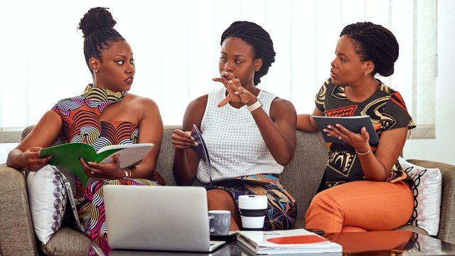 Mujeres Empresarias. Foto Pexels.