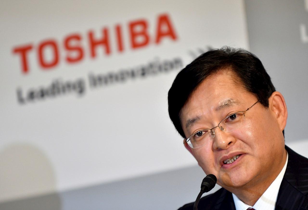 Renuncia el CEO de Toshiba tras cuestionarlo sobre su liderazgo