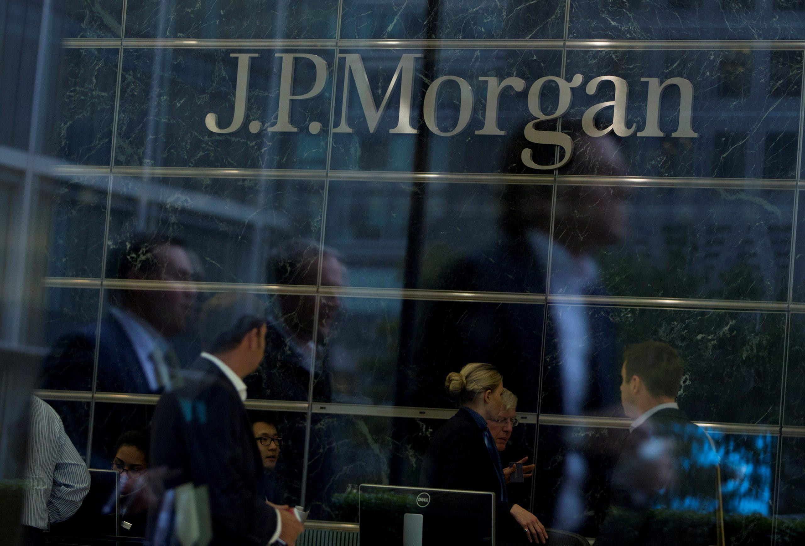 JP Morgan es la empresa más grande de Estados Unidos en 2021, aunque Amazon le 'pisa los talones'