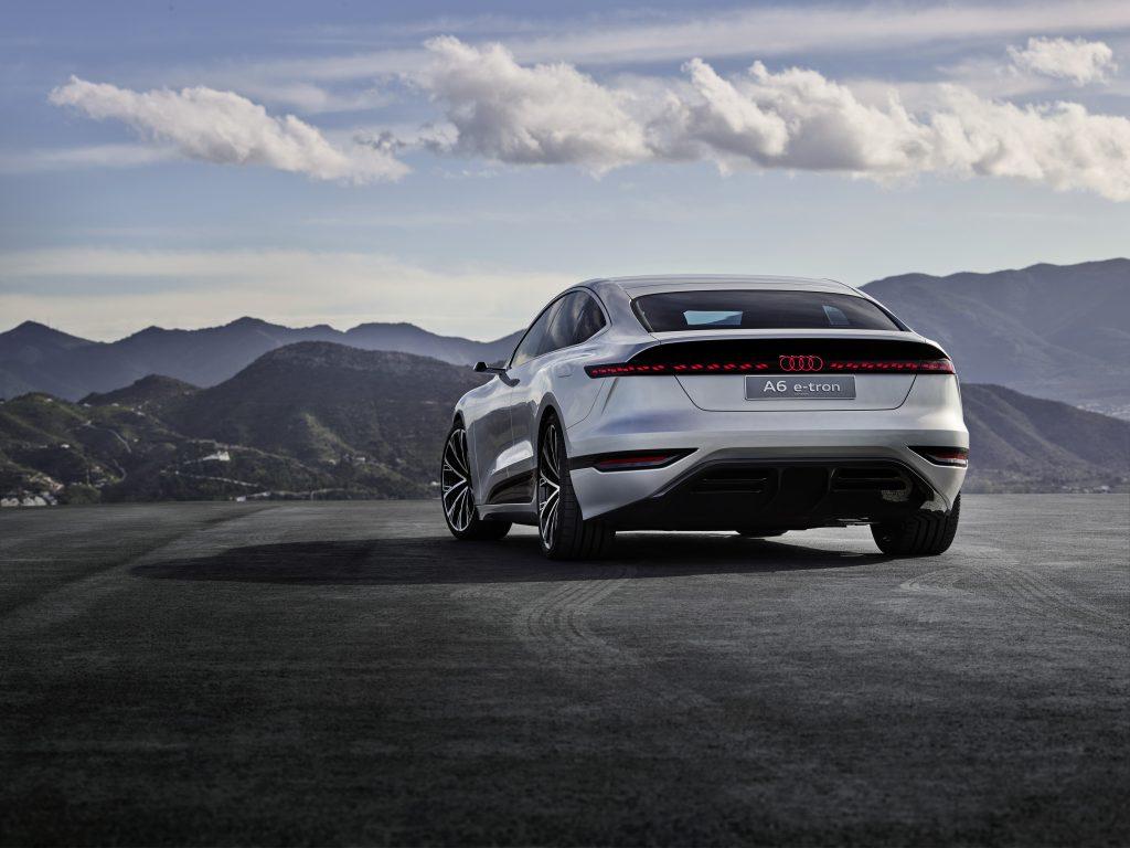 Audi auto eléctrico