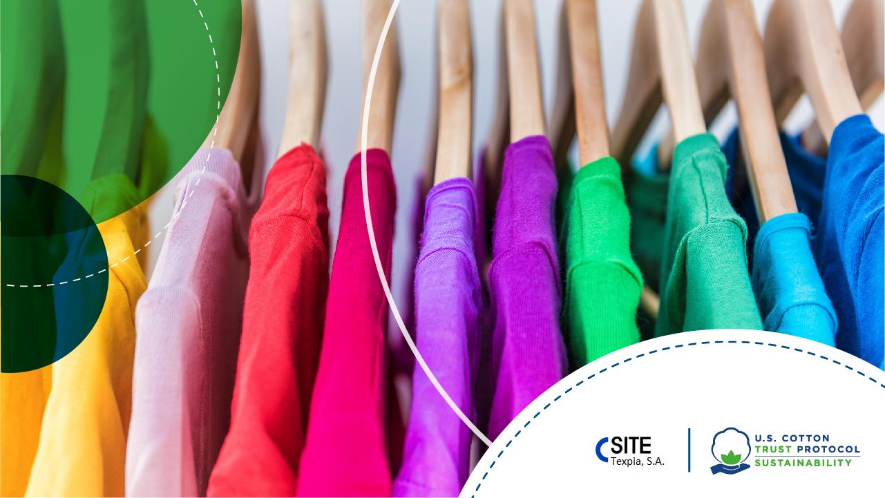 C Site Texpia diseña una relación sostenible junto al U.S. Cotton Trust Protocol