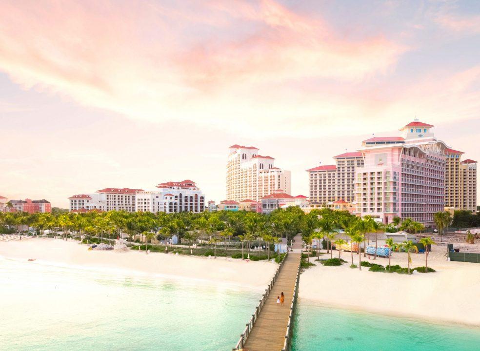 Las Bahamas se reinventa de la mano del complejo turístico Baha Mar