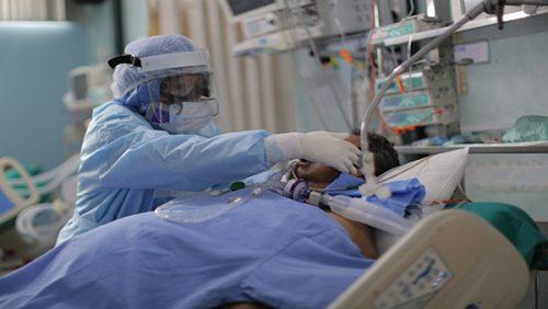Costa Rica sigue con hospitales llenos y cifra elevada de casos por covid