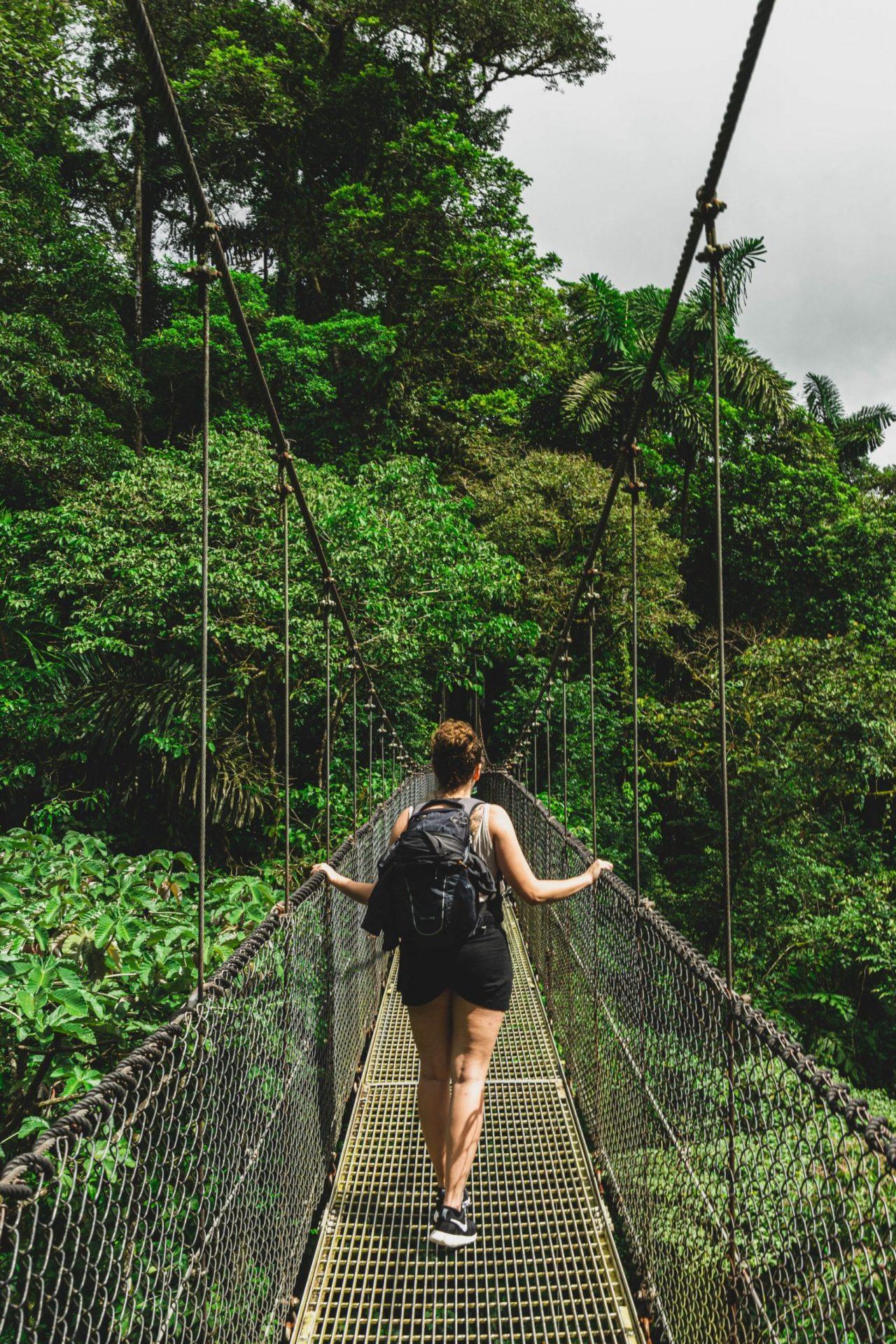 Costa Rica se constituye como un país apto para el turismo de bienestar
