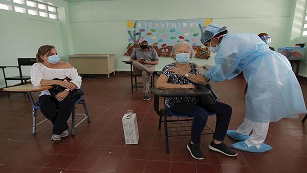 Contagios aumentan en Centroamérica por variantes de COVID-19