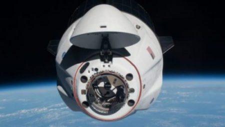 Nave de SpaceX casi colisiona con OVNI, esto es lo que reconoce la NASA