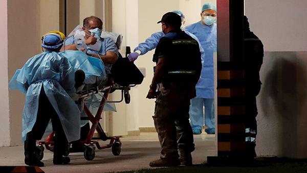 Panamá acumula 359,516 casos de COVID-19 y 6,177 defunciones