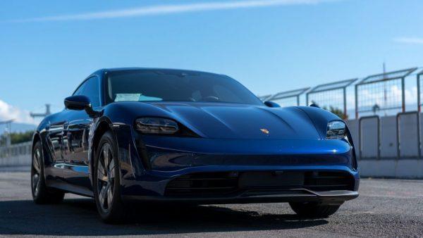 Porsche Taycan demuestra su poder en las pistas de Costa Rica