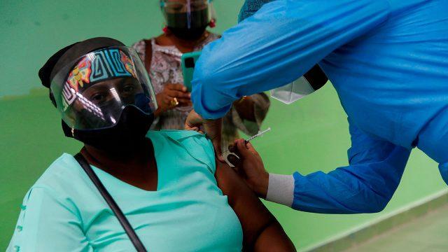 Vacunacion Panama 2