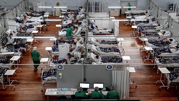 ¿Las variantes brasileñas de covid son una amenaza para Latinoamérica?