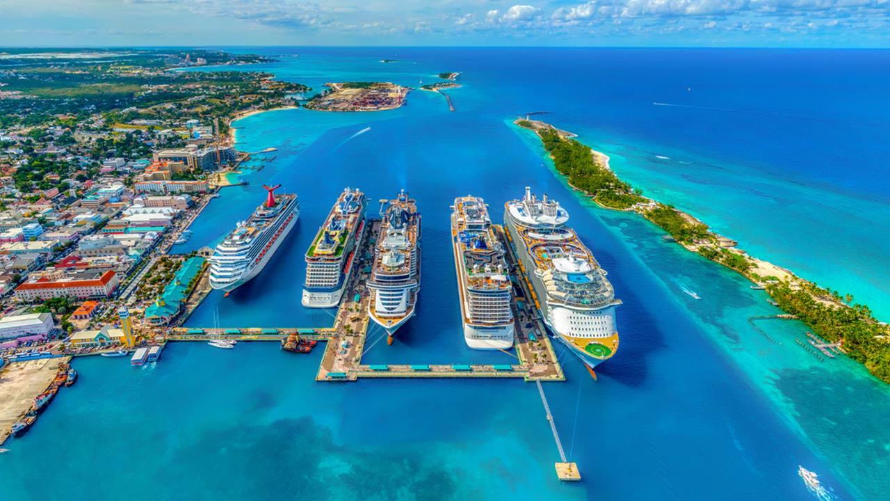 Bahamas permitirá la llegada de turistas vacunados, sin la necesidad de una prueba