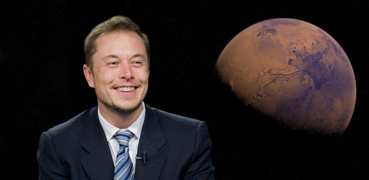 Elon Musk dice que mucha gente morirá en el viaje de exploración a Marte