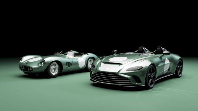 Aston Martin Speedster V12