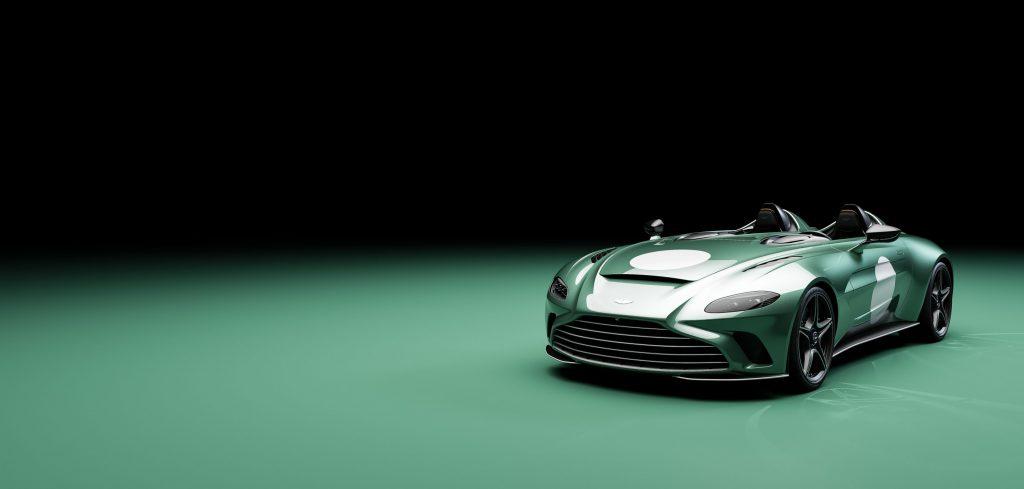 Aston Martin Spèedster V12