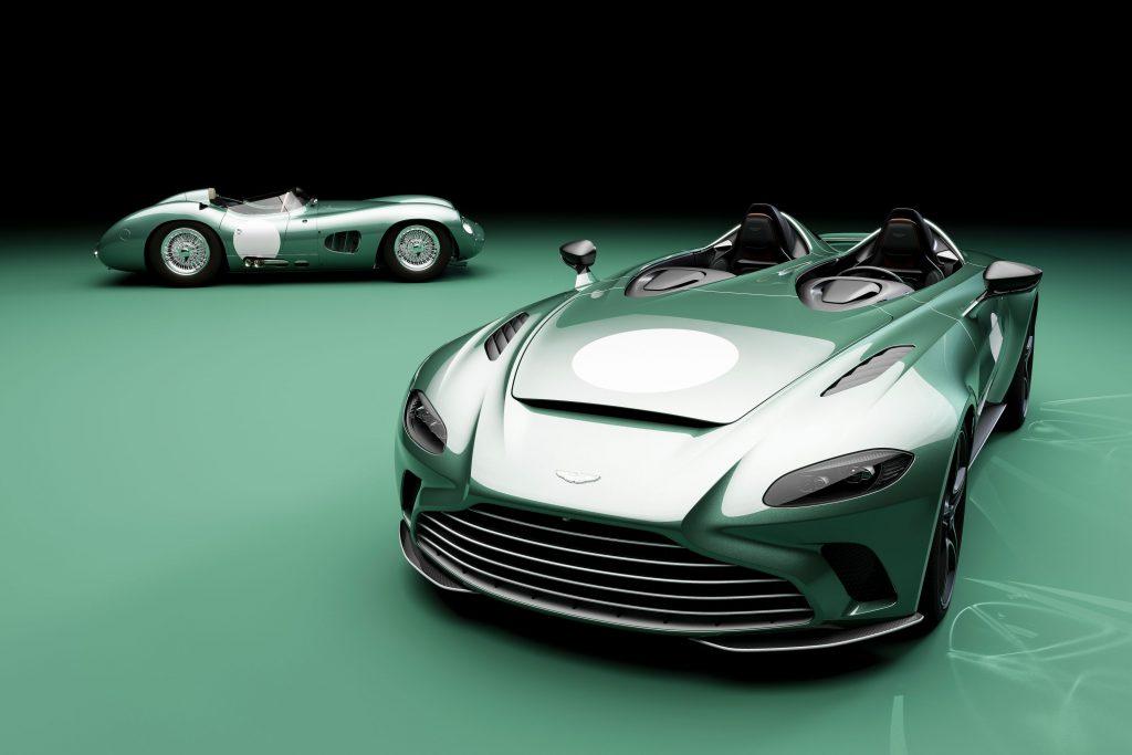 Speedster V12