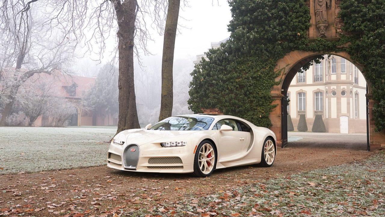 Hermès y Bugatti Chiron: la personalización del lujo francés llevado al extremo