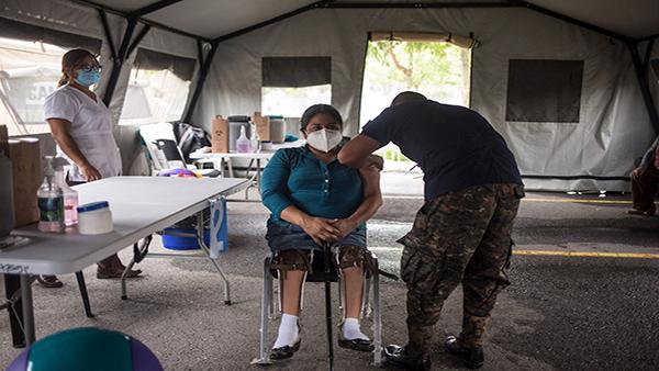 Guatemala acumula 7,736 muertes por COVID-19 y 235,304 contagios
