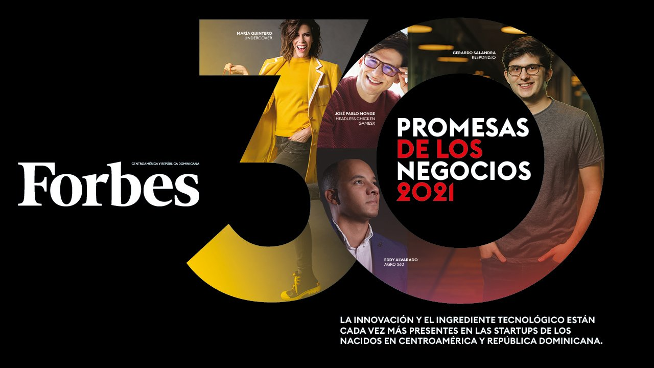 30 promesas de los negocios Forbes 2021