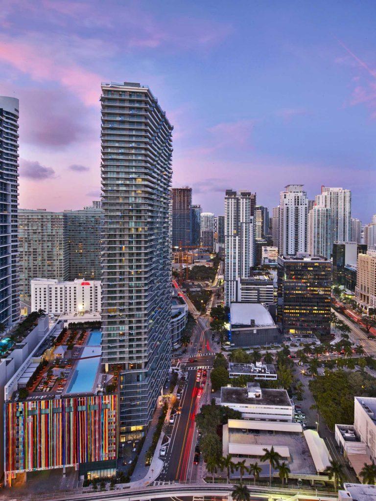 SLS Brickell Miami Hotel