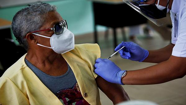 Panamá: El 5.4% de la población ha recibido las 2 dosis de vacuna