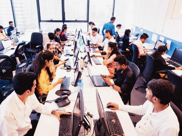 Jóvenes empresarios más unidos