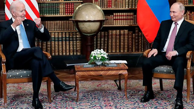 Vladimir Putin elogia a Joe Biden tras la cumbre de Ginebra