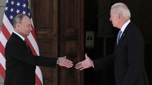 Fotogalería: Reunión Biden-Putin y el recuento de tensiones EU-Rusia